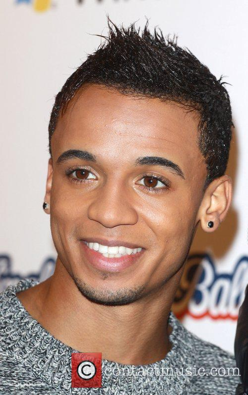 Aston Merrygold and JLS 1