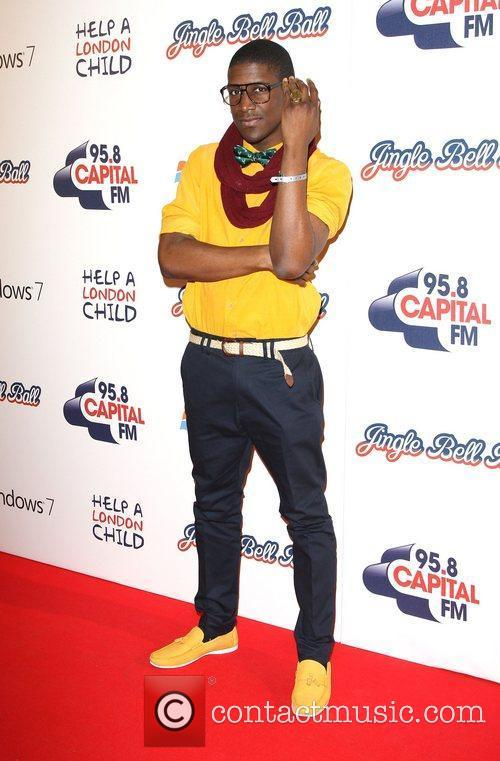 Labrinth Jingle Bell Ball held at The O2...