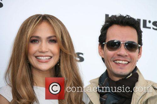 Jennifer Lopez and Marc Anthony 7