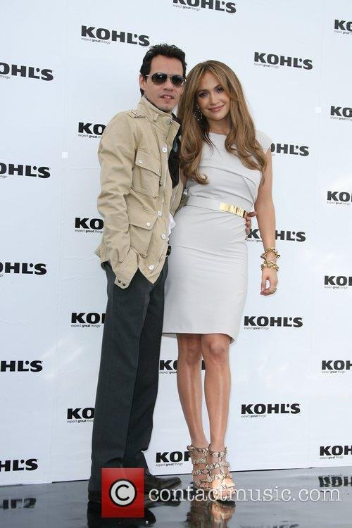 Jennifer Lopez and Marc Anthony 5