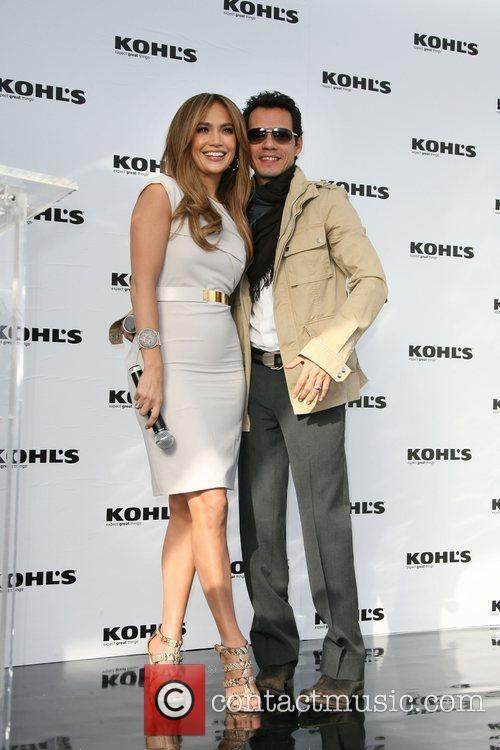 Jennifer Lopez and Marc Anthony 3
