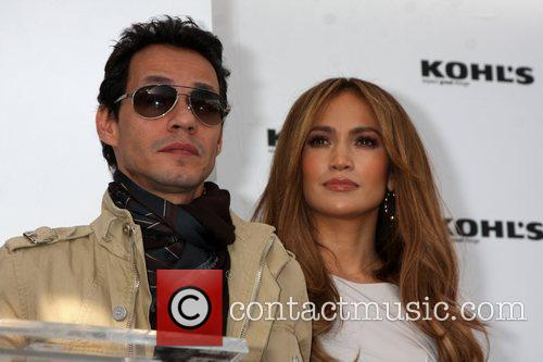 Jennifer Lopez and Marc Anthony 1
