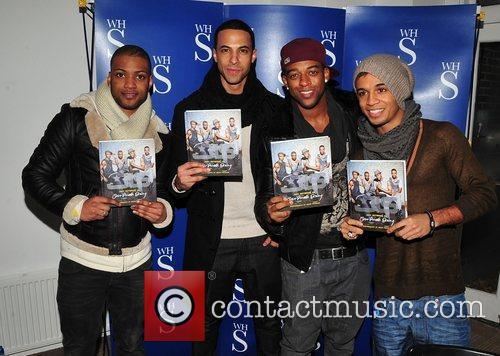 Jonathan Gill, Aston Merrygold, Jls and Smiths 2