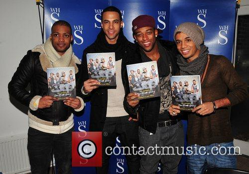 Jonathan Gill, Aston Merrygold, Jls and Smiths 1