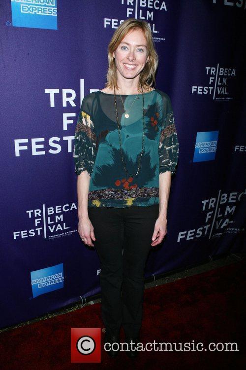 Anne Sundberg Tribecca Film Festival Premiere of 'Joan...