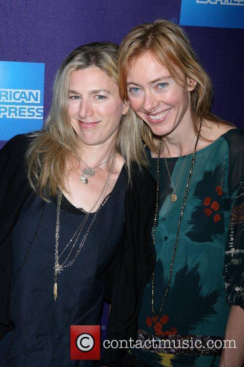 Ricki Stern and Anne Sundberg Tribecca Film Festival...