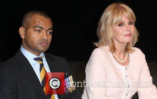 Johnson Beharry VC and Joanna Lumley Tickets For...