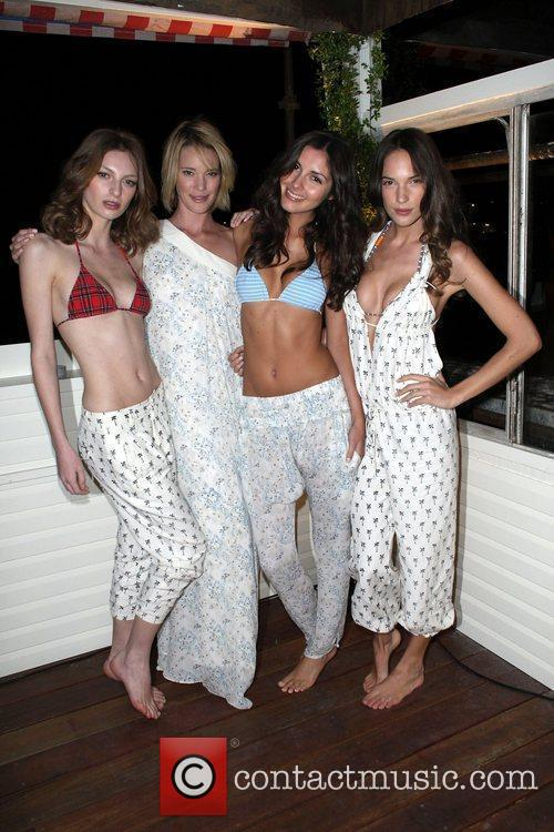 Models and Jodhi Meares 3