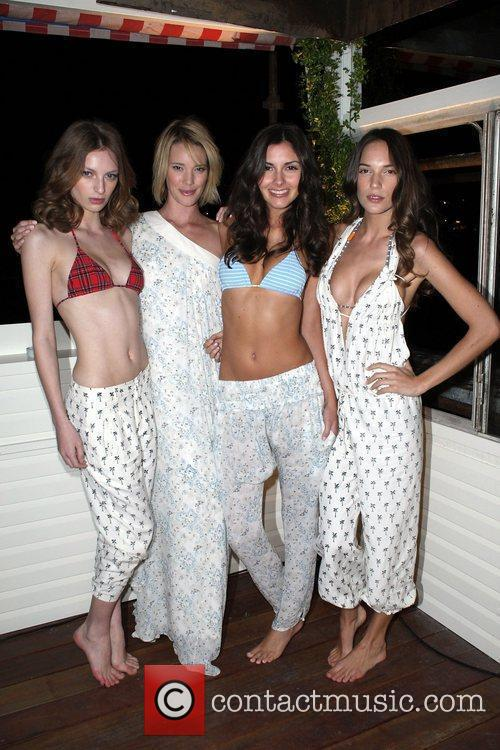 Models and Jodhi Meares 6