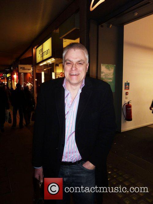 Motoring journalist and television presenter, John Bentley, poses...