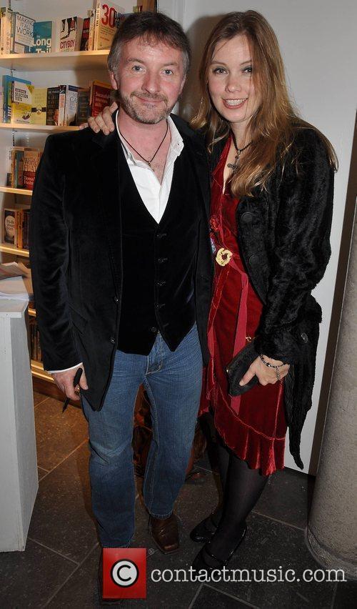 John Connolly and partner Jenny Ridyard The Best...