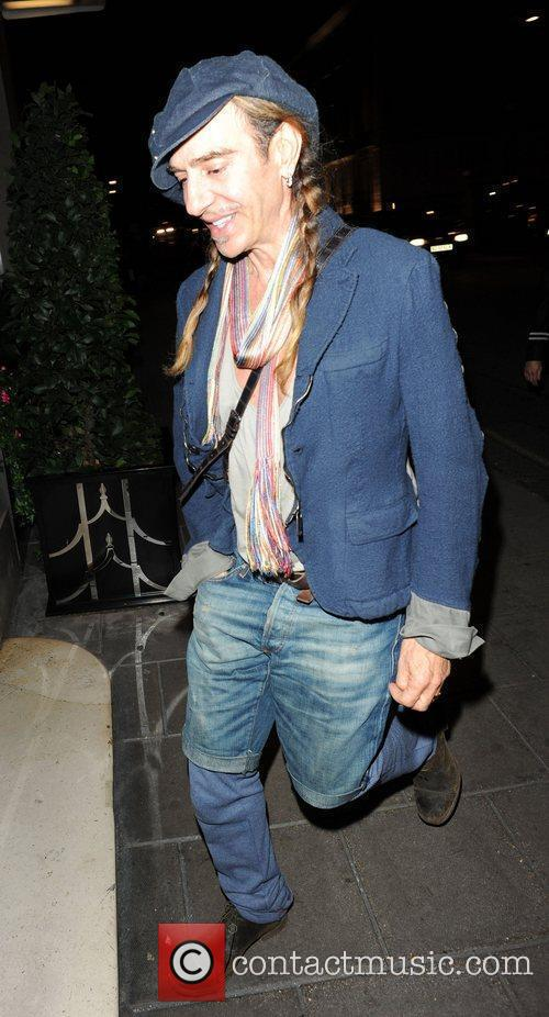 Fashion Designer and John Galliano 3