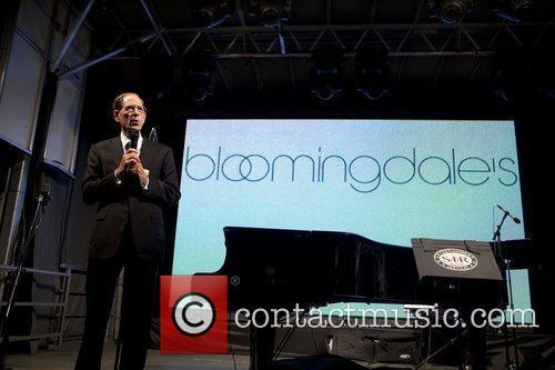 John Gould of Bloomingdale's Bloomingdale's 59th Street unveil...