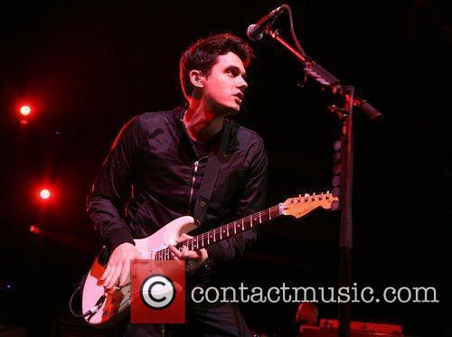 Singer John Mayer and John Mayer 14