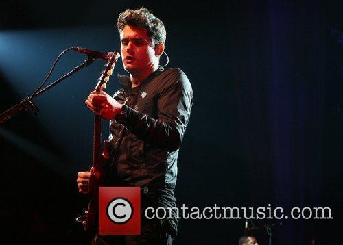 Singer John Mayer and John Mayer 15