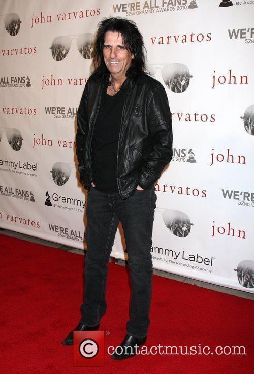 Alice Cooper John Varvatos' 52nd Annual Grammy Awards...