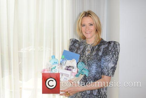 Edith Bowman The launch of Johnson's Baby Celebrity...