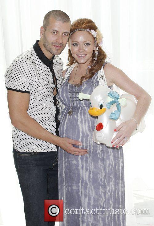 Natasha Hamilton and husband Riad Erraji  The...