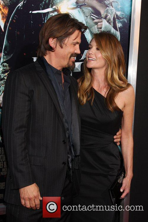 Josh Brolin and Diane Lane 2