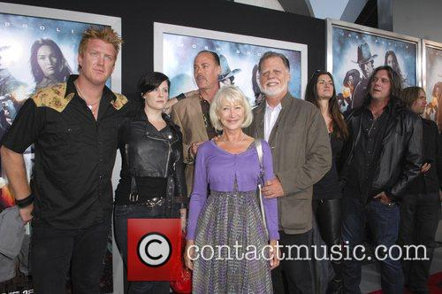 Helen Mirren and Josh Homme 7