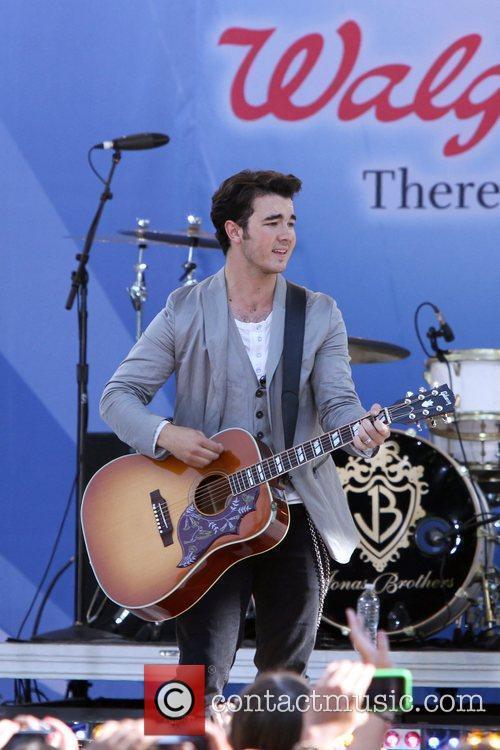 Kevin Jonas and Jonas Brothers 3