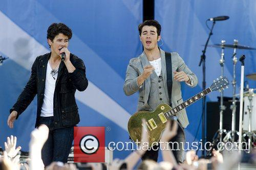 Nick Jonas, Jonas Brothers, ABC, Good Morning America