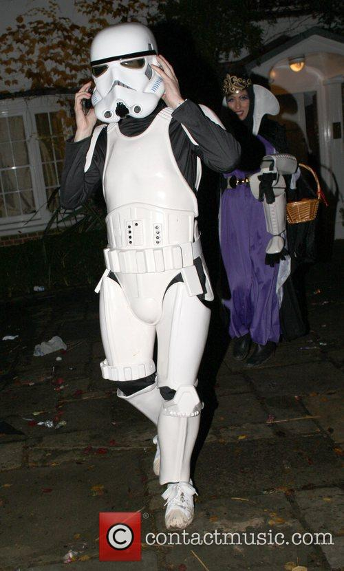 Jimmy Carr, Jonathan Ross and Star Wars 5