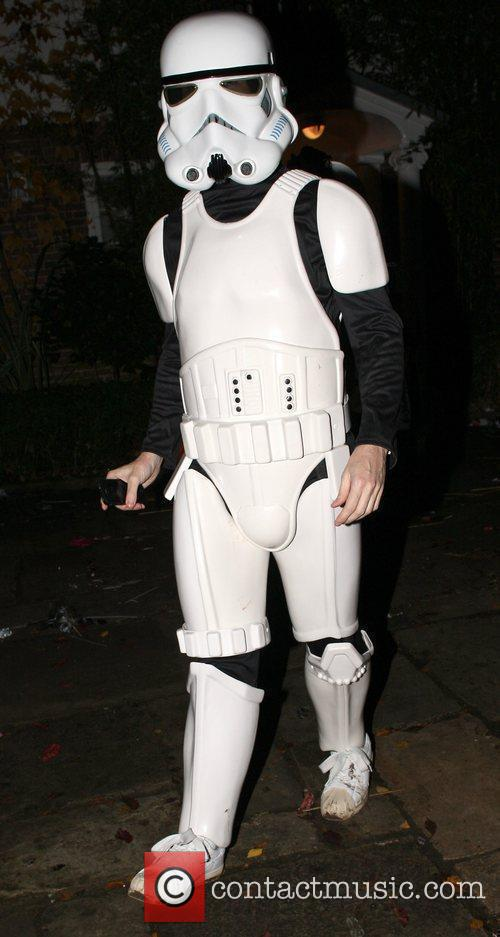 Jimmy Carr, Jonathan Ross and Star Wars 4