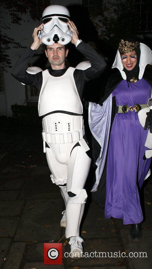 Jimmy Carr, Jonathan Ross and Star Wars 7