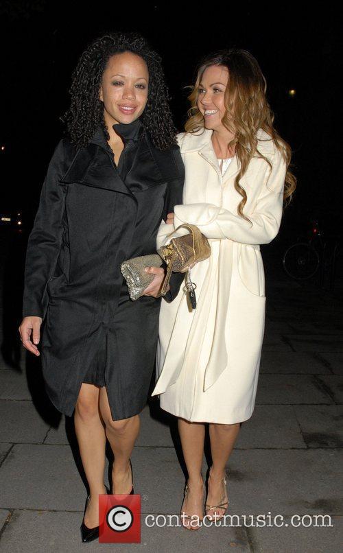 Adele Silva and Jamelia 1