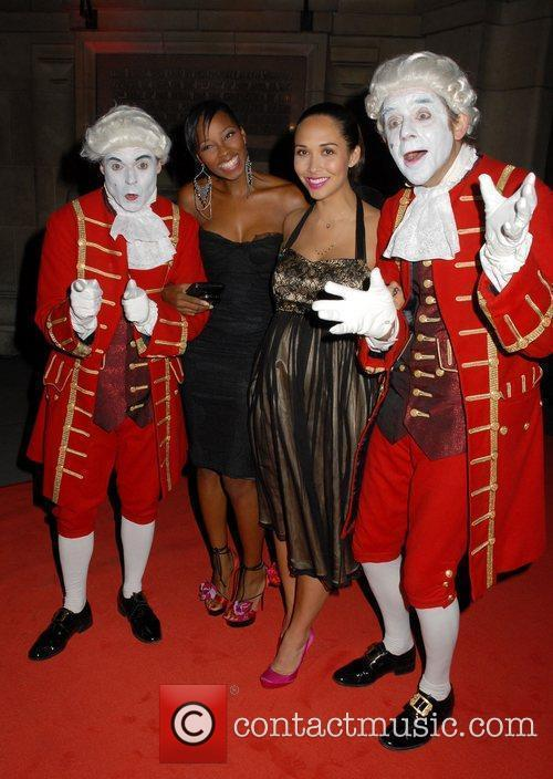 Myleene Klass and Jamelia 4