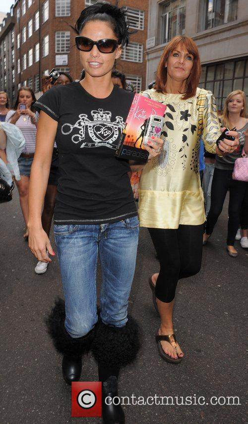 Katie Price and Jordan 4