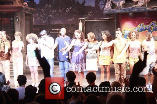 Curtain Call Jordin Sparks makes her Broadway debut...