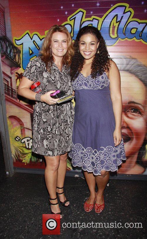 Jordin Sparks and her mom Jordin Sparks makes...