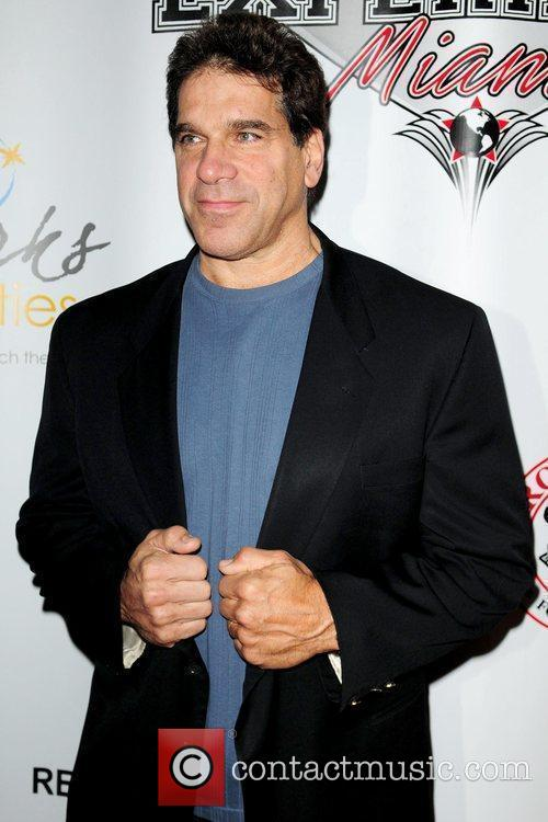 Lou Ferrigno The 3rd Annual Jordin Sparks Experience...