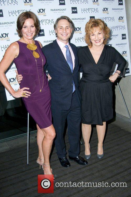 Jason Binn, Joy Behar and Paramount Pictures 6