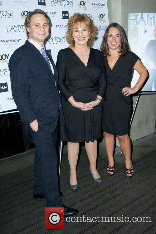Jason Binn, Joy Behar and Paramount Pictures 4