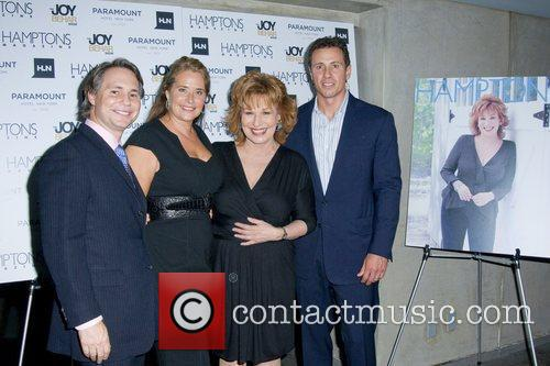 Jason Binn, Joy Behar and Paramount Pictures 2