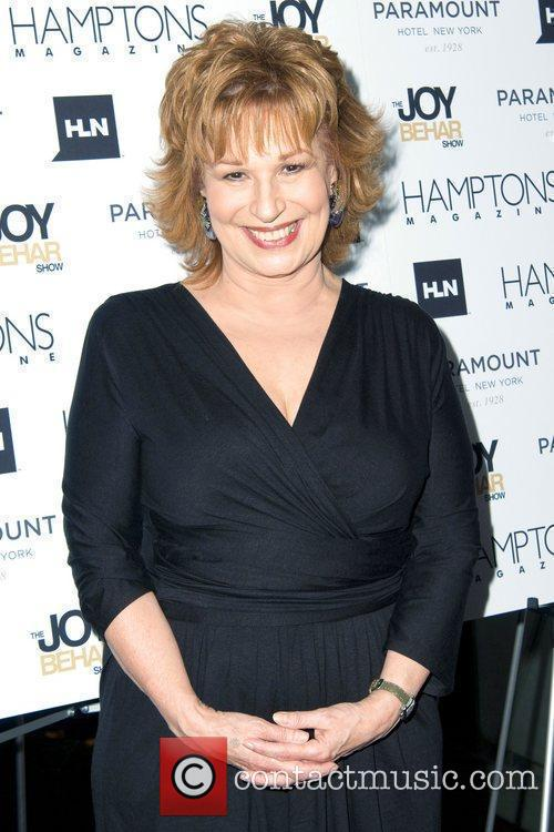 Joy Behar and Paramount Pictures 4