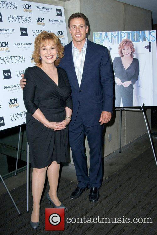 Joy Behar and Paramount Pictures 6