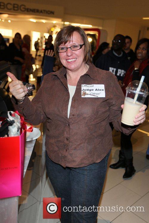 Debbie from the Judge Alex show Judge Alex...
