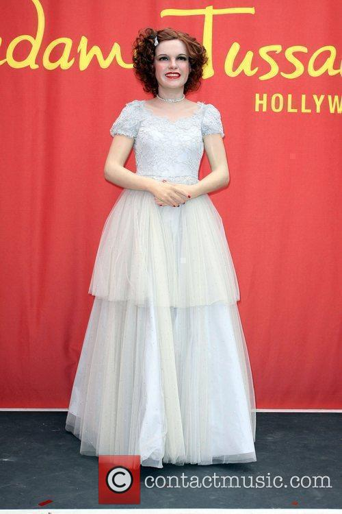 Judy Garland wax figure is unveiled at Madame...