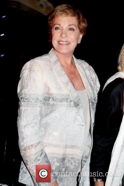 Julie Andrews Ross School honours Julie Andrews at...