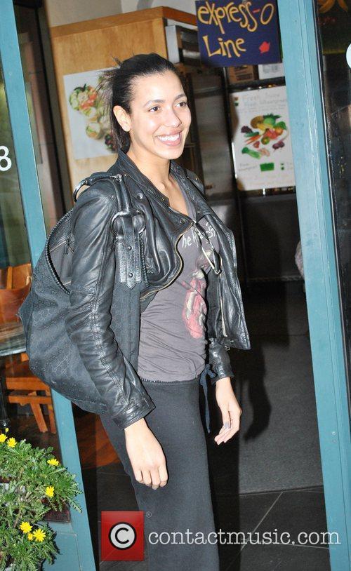 Former BET '106 and Park' host Julissa Bermudez...