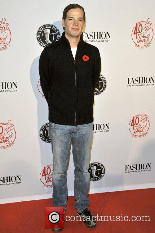 Jeremy Taggart  Red Carpet arrival for the...