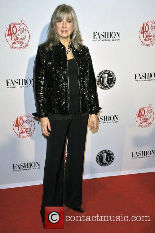 Sylvia Tyson  Red Carpet arrival for the...