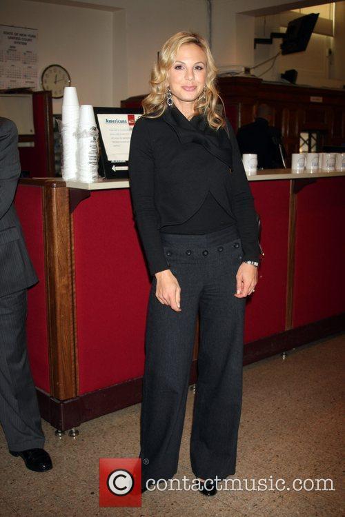 Elizabeth Hasselbeck  Manhattan Supreme Court's Juror Appreciation...