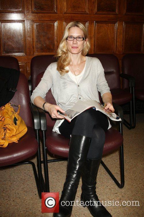 Stephanie March  Manhattan Supreme Court's Juror Appreciation...