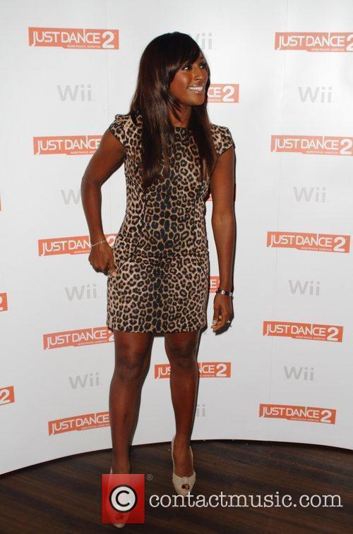 Alexandra Burke The launch party for 'Just Dance...
