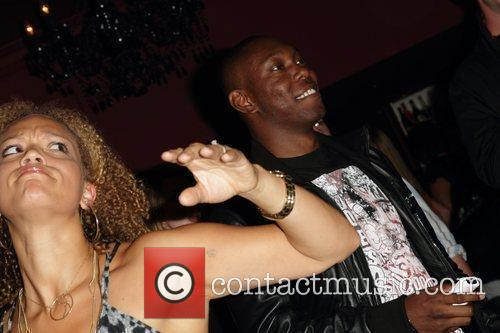 Angela Griffin, Dizzee Rascal and Wii 8